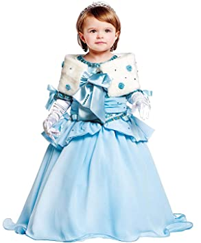 VENEZIANO Disfraz Princesa EN Danza Prestige BEB Vestido Fiesta de ...
