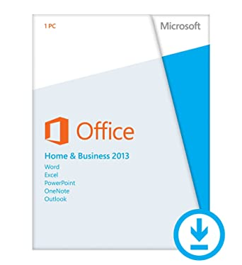 Microsoft Office He and Business 2013 - 1PC (Product Key ...