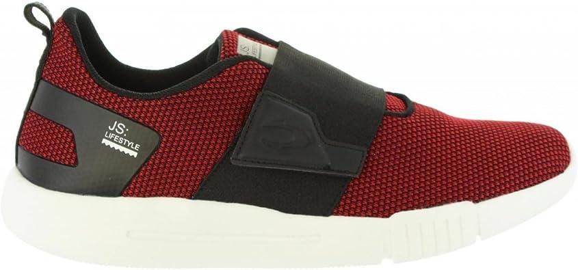 Zapatillas Deporte de Hombre JOHN SMITH ASPAS 17I Rojo Talla 46: Amazon.es: Zapatos y complementos
