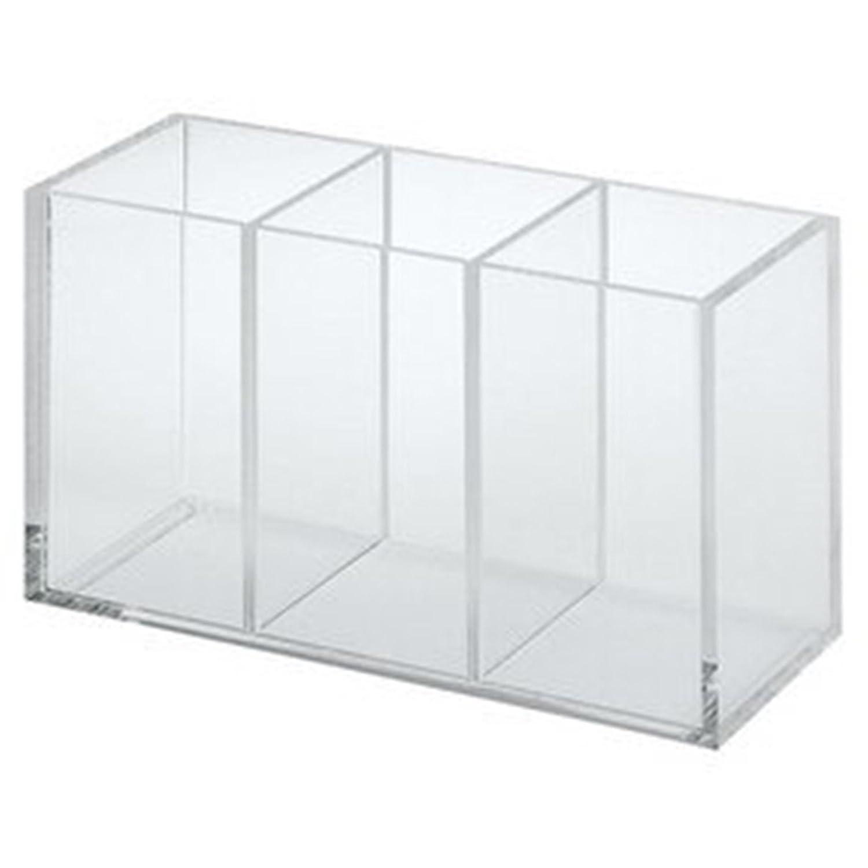 Amazon.com: MoMA MUJI Acrylic PEN STAND Acrylic Category box Muji ...