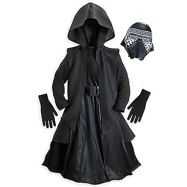 Disney Boys Star Wars The Force Awakens Kylo Ren Costume Size 3