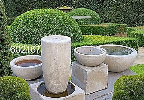 Schale, Vase, Amphore, Pflanzkübel, Stein Farbe sandstein: Amazon ...