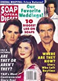 J. Eddie Peck, Heather Tom, Eric Braeden, Young and the Restless, Jack Wagner - March 1, 1994 Soap Opera Digest Magazine
