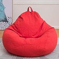 WZPOIU Lazy Sofa Classic Bequemer Taschenstuhl Indoor Outdoor Wasserdichtes kleines Sofa