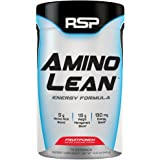 RSP AminoLean - Amino Energy + Fat Burner, Pre Workout, Amino Acids & Weight Loss Powder for Men & Women, Fruit Punch, 70 Servings