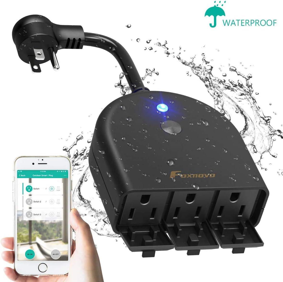 Outdoor Smart Plug