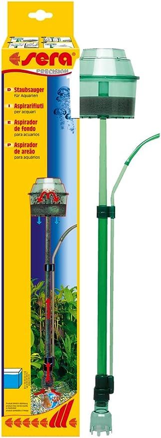 Sera 08550 Aspiradora – Elimina sin Agua Cambio cuidadosamente ...