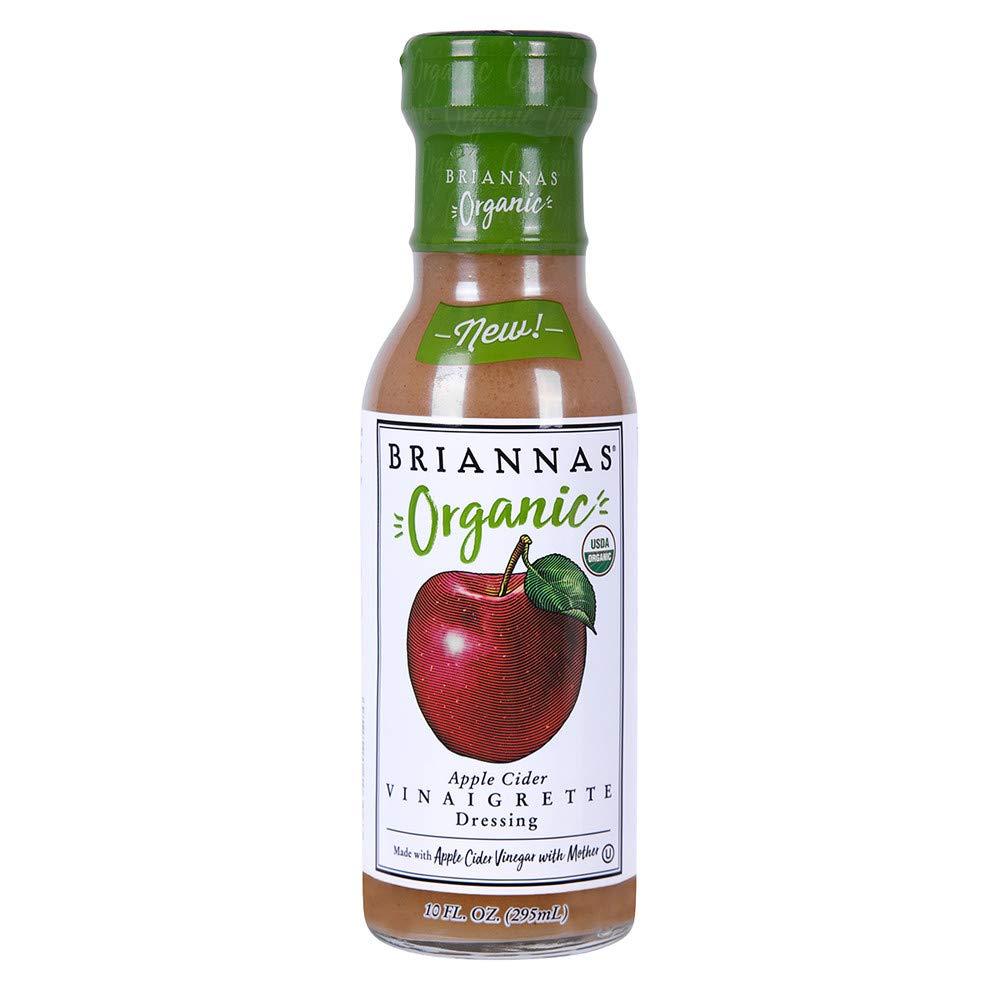 Brianna's Dressing Organic Apple Cider Vinaigrette, 10 fl. oz