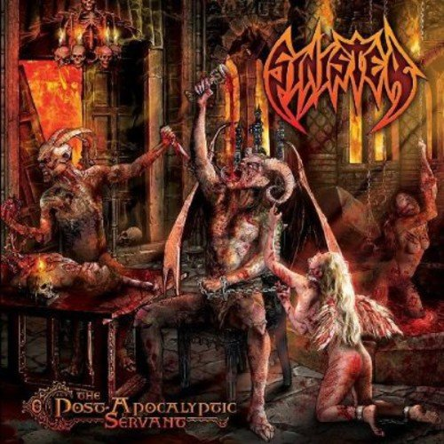 CD : Sinister - Post-apocalyptic Servant (CD)