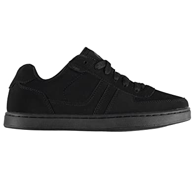 Osiris Baskets Homme  Protocol XPD Black white Noir - Chaussures Baskets basses Homme