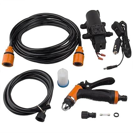 Amazon.com: bang4buck portátil coche eléctrico Lavadora 100 ...