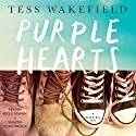 Purple Hearts: A Novel Audiobook by Tess Wakefield Narrated by Kyle Mason, Shayna Thibodeaux