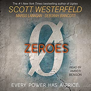 Zeroes Audiobook