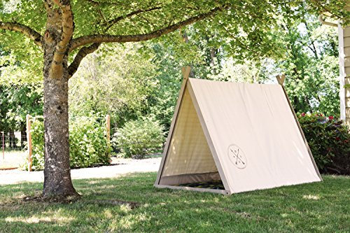 Grand Expedition Tent by Bourbon Moth Woodworking (Image #2)