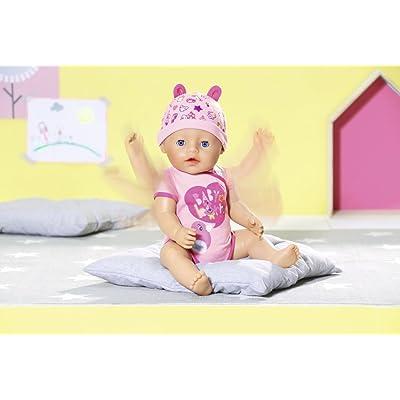 Zapf Baby Born Soft Touch Girl 43cm - Muñecas (Rosa, Femenino, Chica, 3 año(s), 430 mm, 330 mm): Juguetes y juegos