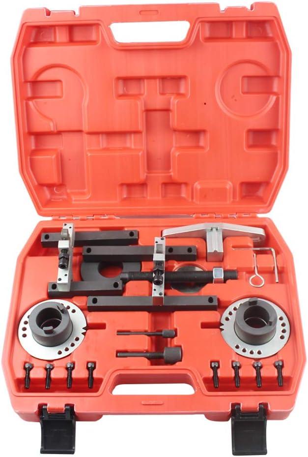 Camshaft Timing Tools Set 10 Pcs Universal Engine Camshaft Alignment Time Locking Tool Kit