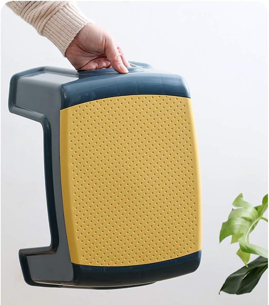 Omenluck Tritthocker robuster Kunststoff rutschfest 1 St/ück tragbar