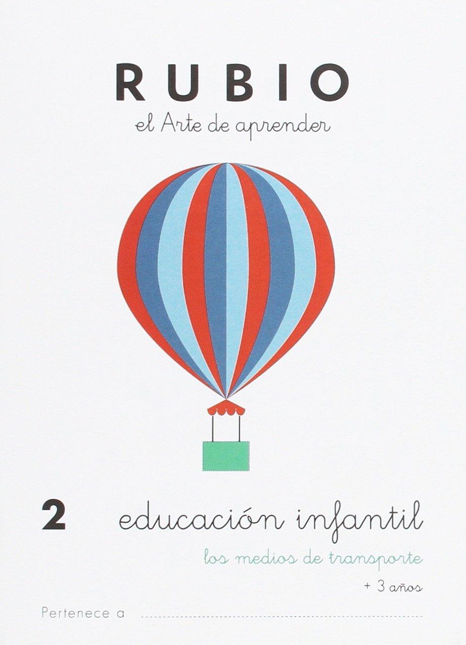 EDUCACIÓN INFANTIL 2: LOS MEDIOS DE TRANSPORTE - 9788415971825 ...