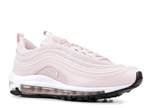 Wmns NIKE Air MAX 97 Mujer Rosa Barely Rose/Black 921733-600: Amazon.es: Zapatos y complementos