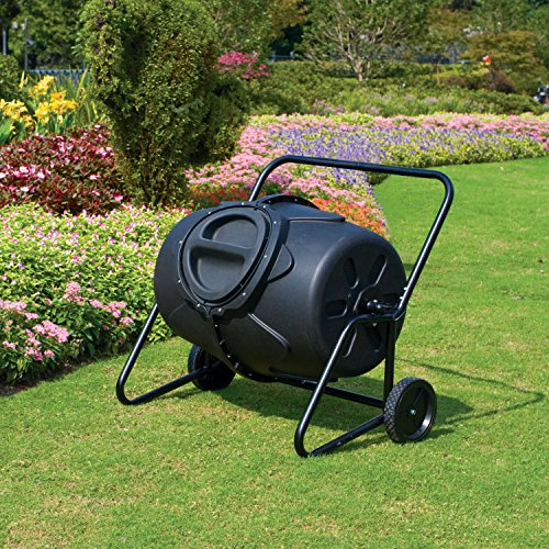 Delightful ... Tierra Garden 9487 90 Percent Recycled Material Composter