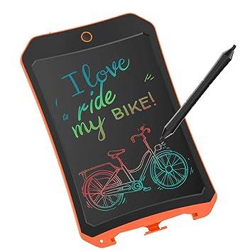 Jrdbs Win Tablette écritoire Couleur Pour Garçons De 4 9 Ans Cadeau Ado Jouets Dextérieur Orange