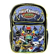 "Backpack - Power Rangers - Dino Super Charge 16"" School Bag PR28532"