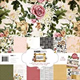 Kaisercraft Paper Pack 12x12 12/Pkg-Treasured Moments
