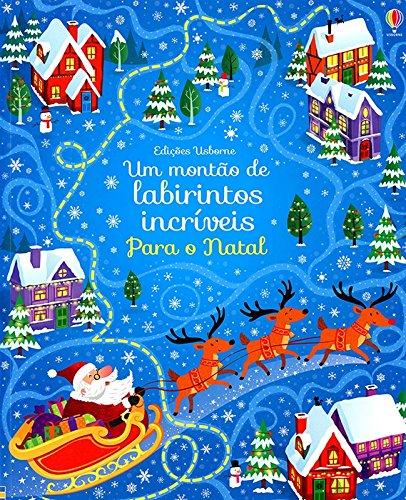 Um Montão de Labirintos Incríveis Para o Natal