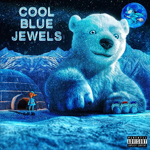 Cool Blue Jewels [Explicit]