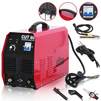 SWEEPID 230 V CUT60 Plasma Schneider 60 Amp corta hasta 24 mm Plasma CUT Inverter Soldadora Plasma Recorte máquina Plasma Cortador Cutting Cutter