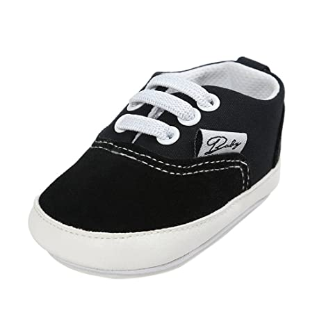 Zapatos Pre-andadores Antideslizantes Bebé Niño Suaves Pesebre ...