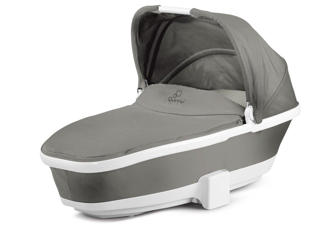Quinny Foldable Carrycot Grey Gravel - Cuco plegable, 0-9Kg, color gris