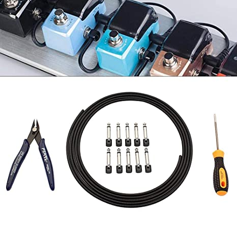 Amazon com: Connection Cable Solderless Cable Kit FLG-005 DIY