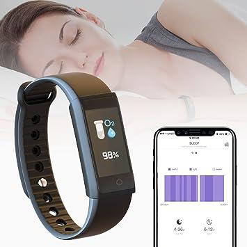 Indigi color Protector de fitness pulsera Smartwatch corazón ...