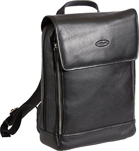 Concord Premium Leather Laptop Backpack by Overland Sheepskin Co