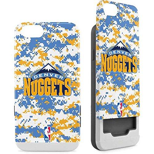2380d09dc54 Amazon.com  Denver Nuggets iPhone 6 6s Case - Denver Nuggets Digi ...