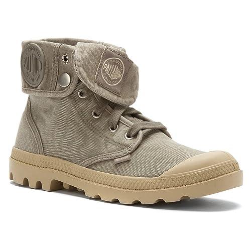 Palladium Baggy Camo, Botines para Mujer, Gris, 35.5 EU: Amazon.es: Zapatos y complementos
