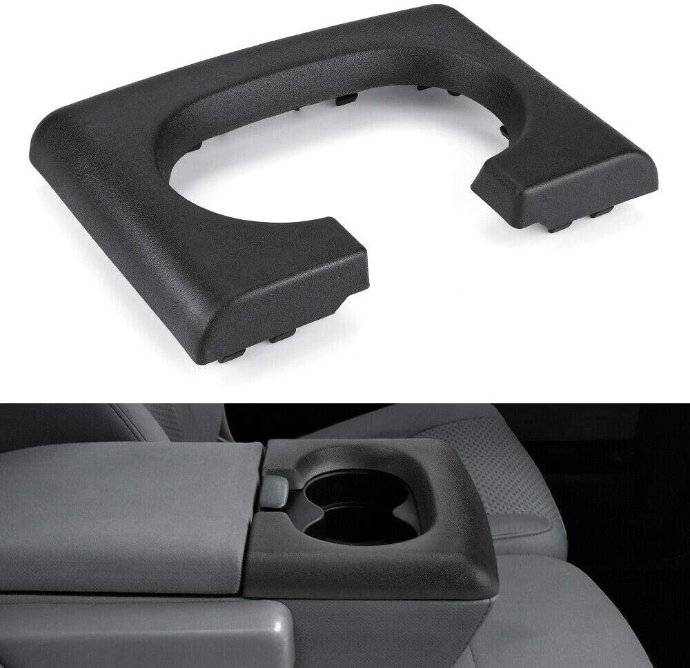 Center Console Parts Replacement for Bench Seat F150 2004-2014 Accessories YSISLY Center Console Cup Holder Pad