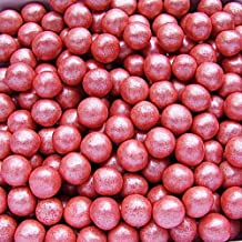 Natural6mmRedNuts Dairy Soy Gluten GMO Freeshimmer Pearls Bulk Pack