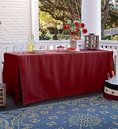 amazon com tablevogue buffet table covers in midnight rh amazon com