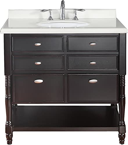 Ove Decors Elizabeth 36 Decors Bathroom Vanity