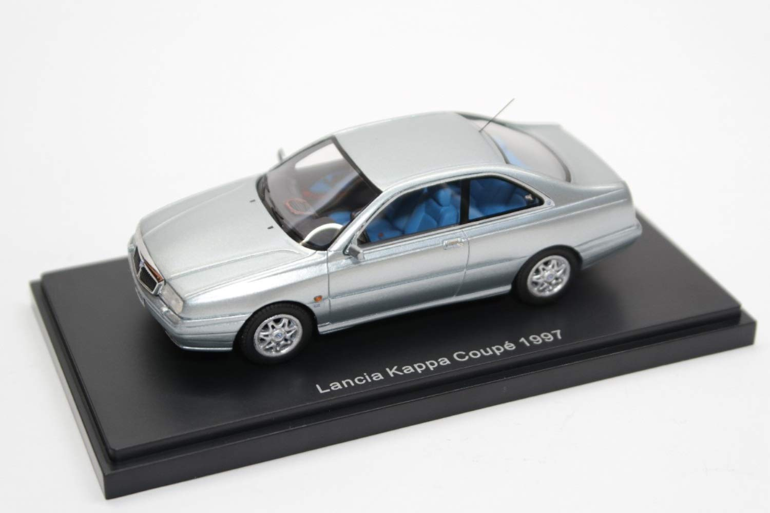 Lancia Kappa Coupé Azzuro Saturno Metallic 1997 Year - Executive car - 1/43 Scale Collectible Model Vehicle - 2-Door Coupe by 1/43 AZEBUY - COUPES