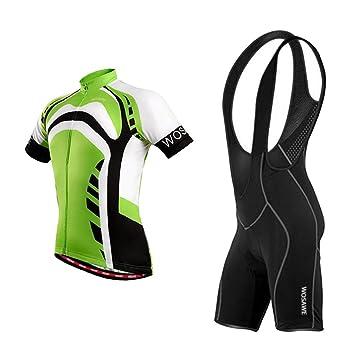 D DOLITY Professional Cycling Jerseys Short Sleeve Bib Shorts Kits ... 730672017