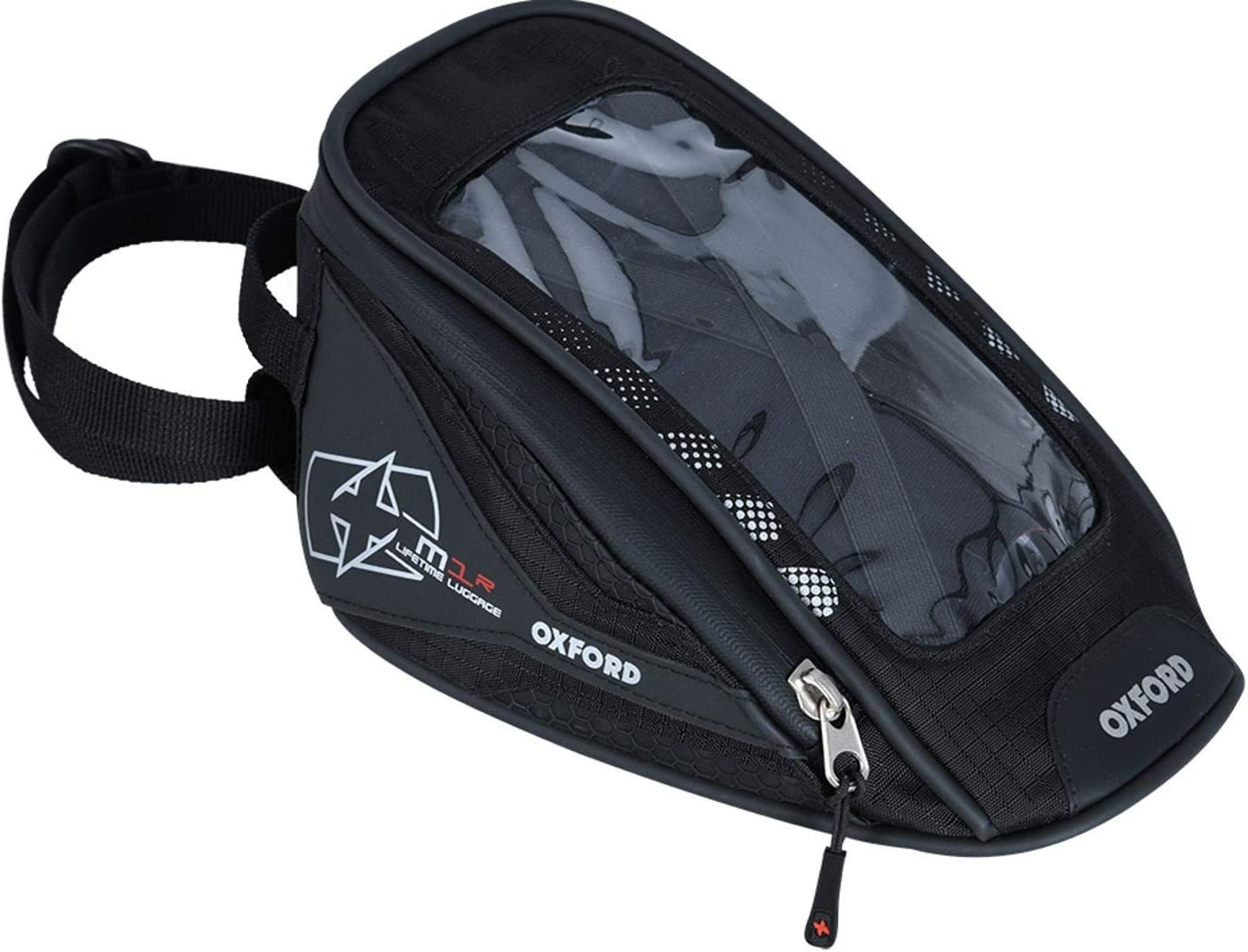 Multi-Color, one/_size Black Oxford Unisex-Adult R-Series M1R Micro Tankbag