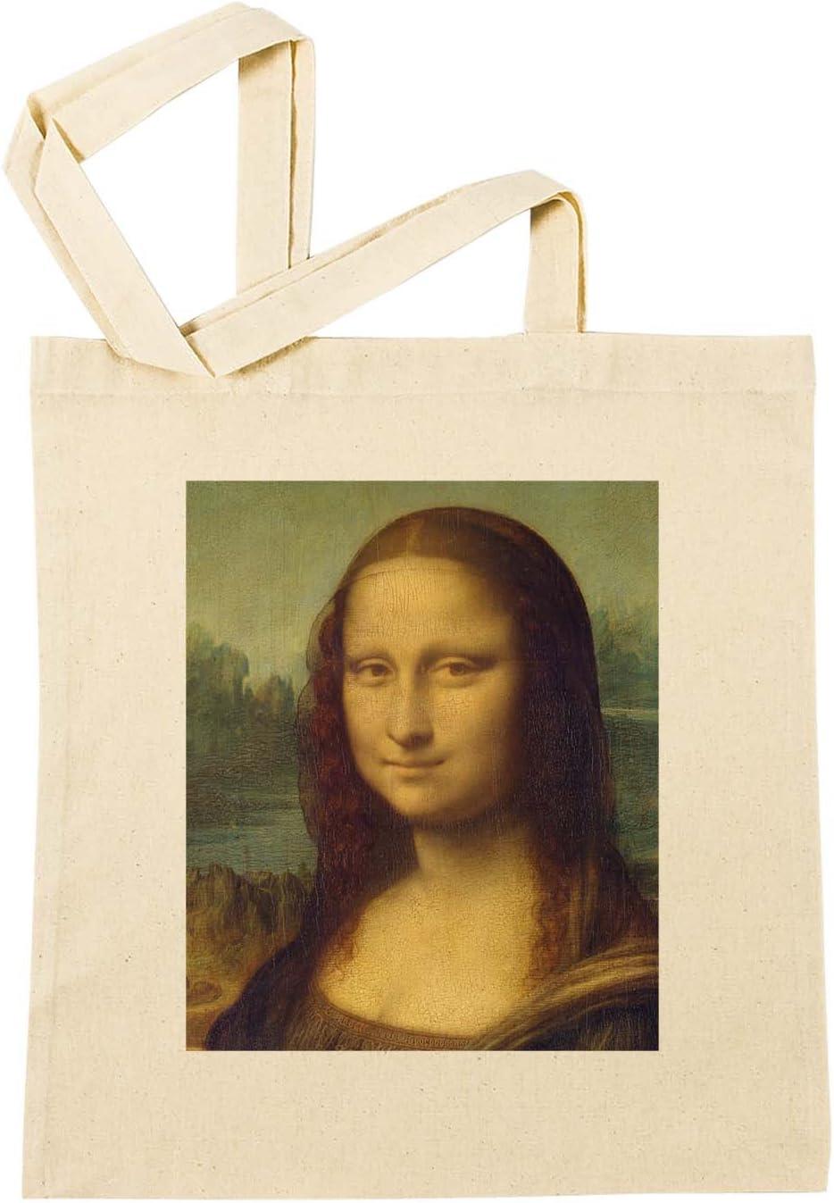 Leonardo Da Vinci Mona Lisa Bolsa De Compras Playa De Algodón ...