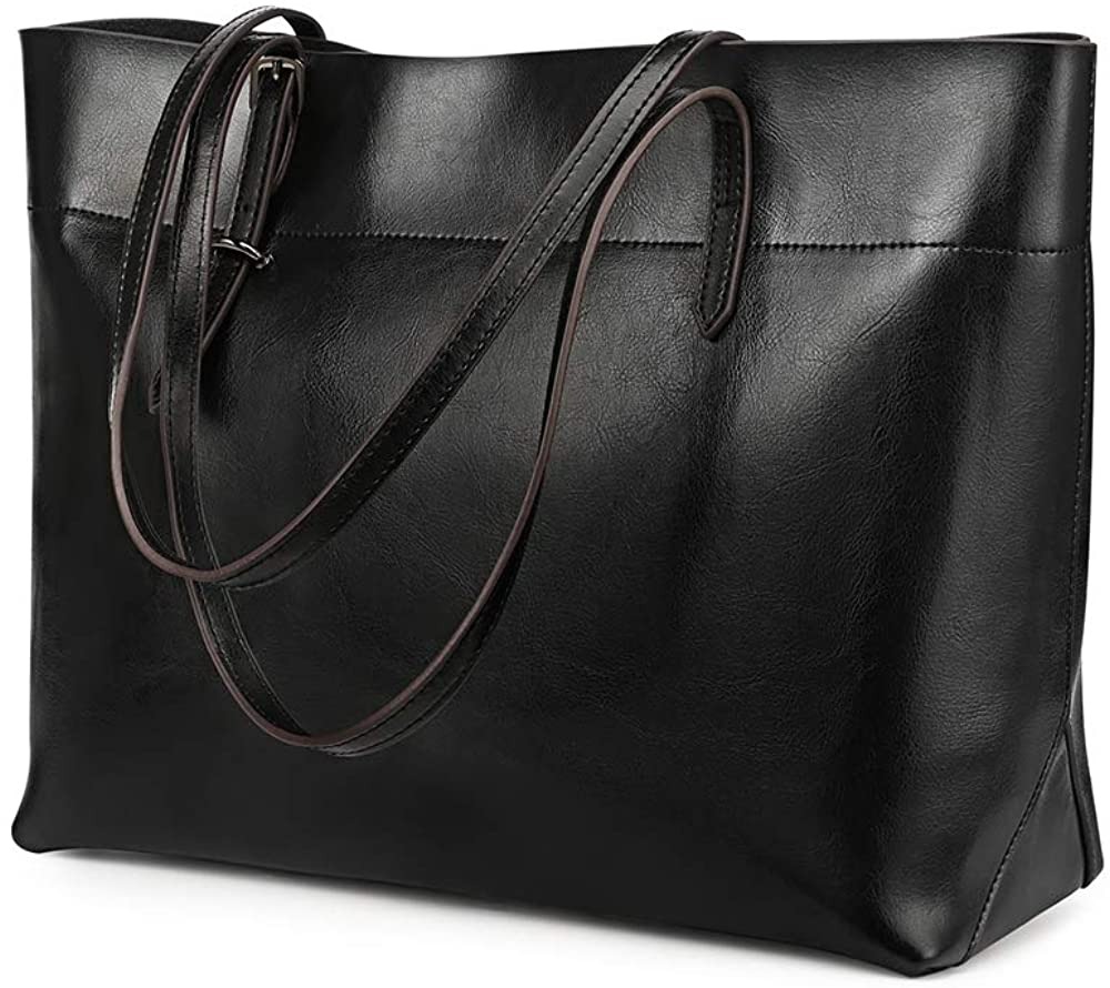 Joe Browns Womens Leather Handbag with Extendable Strap