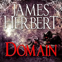 Domain: The Rats Series, Book 3 Audiobook by James Herbert Narrated by David Rintoul