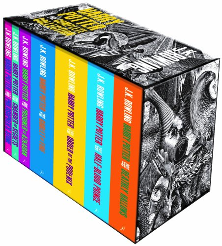 Harry Potter Complete Paperback Boxed Set – 2013 Edition – HPB