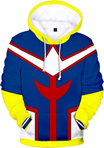 Boku No My Hero Academia Dabi  Hoodie Hoody Herren Sweatshirt Baumwolle