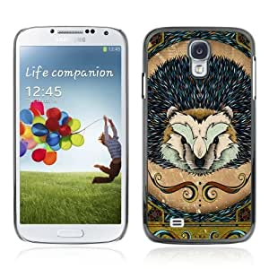 Designer Depo Hard Protection Case for Samsung Galaxy S4 / Hedghehod Painting